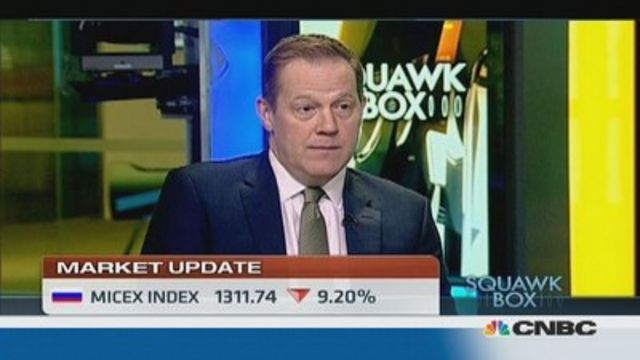 News video: Ukraine could derail Fed tapering: Pro