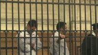 News video: Egypt policemen sentenced to 10 years for blogger death