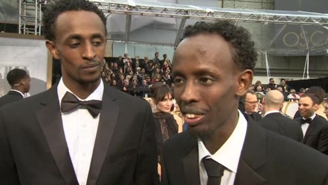 News video: Best Supporting Actor Oscar nominee Abdi says,