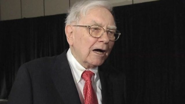 News video: Warren Buffett's buy list
